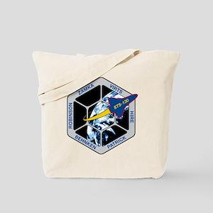 STS 130 Tote Bag