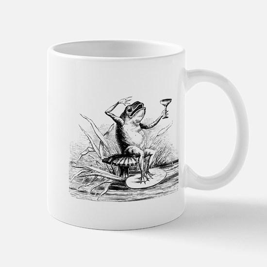 Drinking Frog Mug