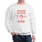 Obama the Duck Sweatshirt