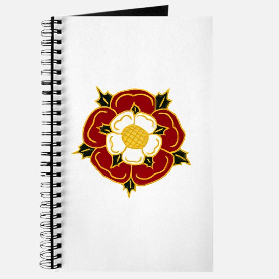 Tudor Rose Journal