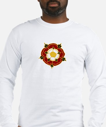 Tudor Rose Long Sleeve T-Shirt