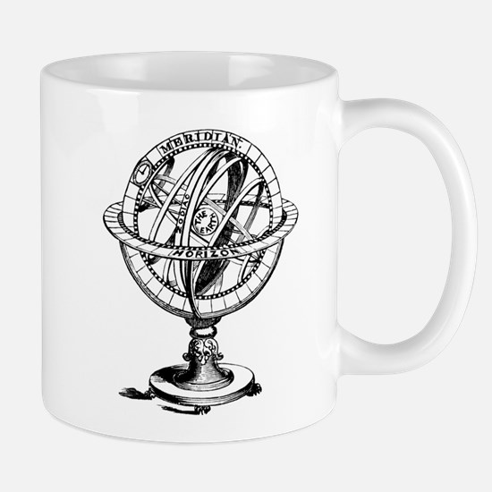 Armillary Sphere Mug