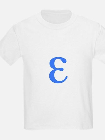 Unique Epsilon math T-Shirt