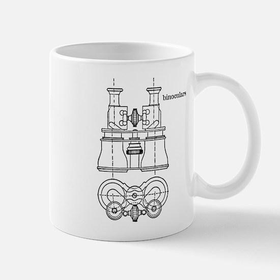 Binoculars Mug