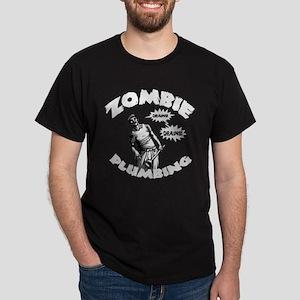 Zombie Plumbing Dark T-Shirt