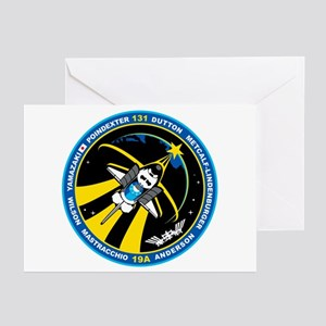 STS 131 Greeting Cards (Pk of 10)