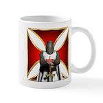 Templar and Cross Mug