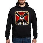 Templar and Cross Hoodie (dark)