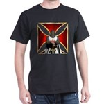 Templar and Cross Dark T-Shirt