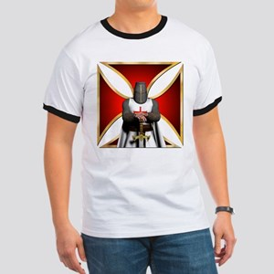 Templar and Cross Ringer T