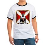 Templar and Cross Ringer T