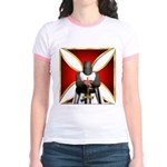 Templar and Cross Jr. Ringer T-Shirt