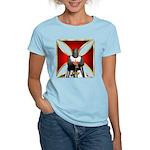 Templar and Cross Women's Light T-Shirt