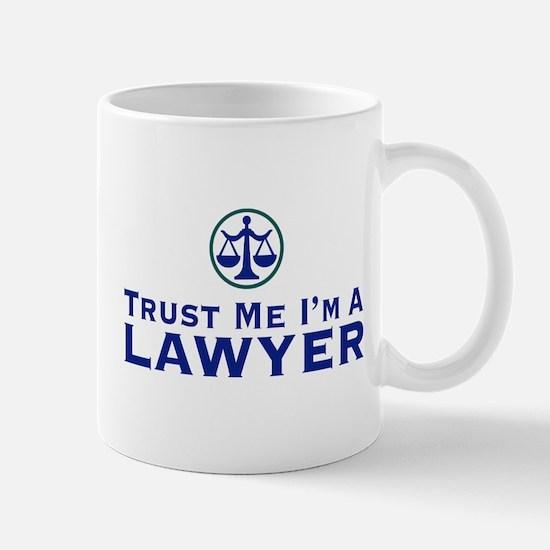 Trust Me I'm a Lawyer Mug
