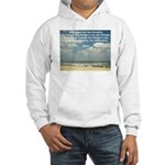 The Hooded 'Serenity Prayer' Sweatshirt