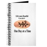 Classic 'One Day at a Time' Journal