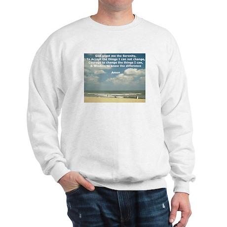 'The Serenity Prayer' Sweatshirt