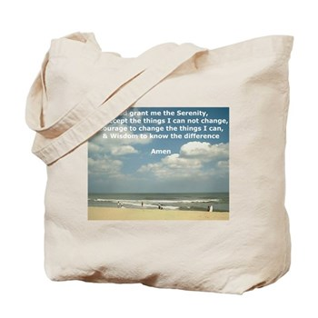 The Serenity Tote Bag