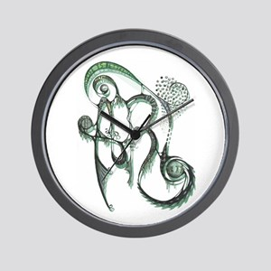 Life is better with ART in it Wall Clock