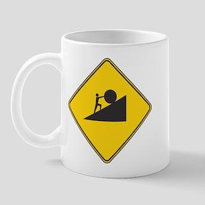 21st Century Sisyphus Mug