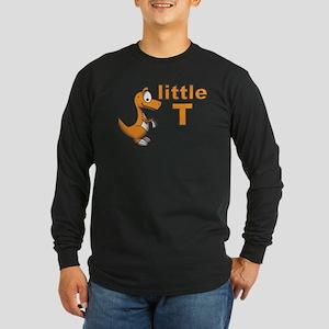 Little T Long Sleeve Dark T-Shirt