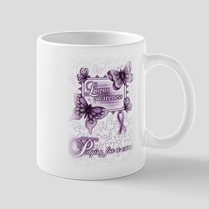 Lupus ~ Praying for a Cure Mug