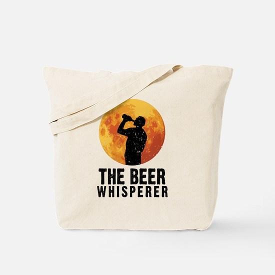 The Beer Whisperer Tote Bag