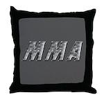 MMA Throw Pillow