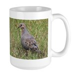 Mourning Dove Large Mug