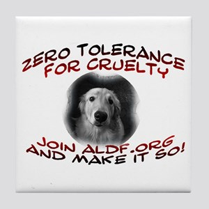 Zero Tolerance... Tile Coaster