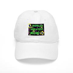 World's Greatest Mom Baseball Cap