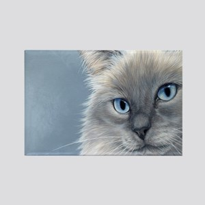 Ragdoll Cats 2 Rectangle Magnet