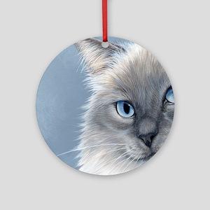 Ragdoll Cats 2 Ornament (Round)