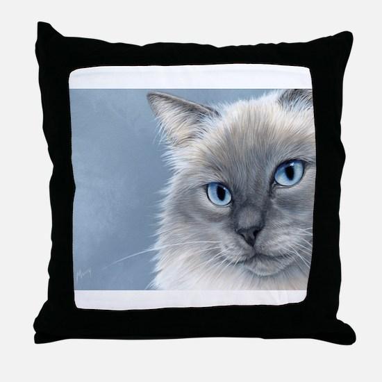 Ragdoll Cats 2 Throw Pillow