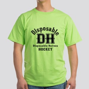 Disposable Heroes Green T-Shirt