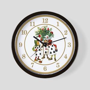 ALICE IN WONDERLAND CLOCKS Wall Clock