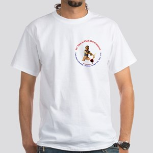 GBR White T-Shirt