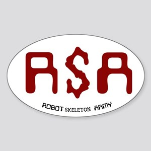 Sticker (Red RSA)