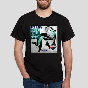 Navy MMS T-Shirt