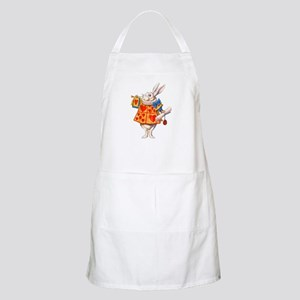 ALICE - THE WHITE RABBIT Apron
