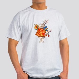 ALICE - THE WHITE RABBIT Light T-Shirt