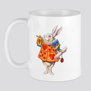 ALICE - THE WHITE RABBIT Mug