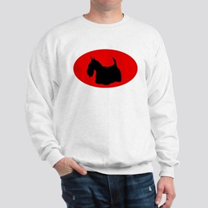 Scottie Silhouette Sweatshirt