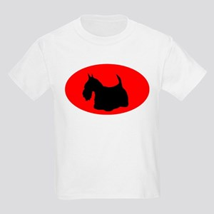 Scottie Silhouette Kids Light T-Shirt