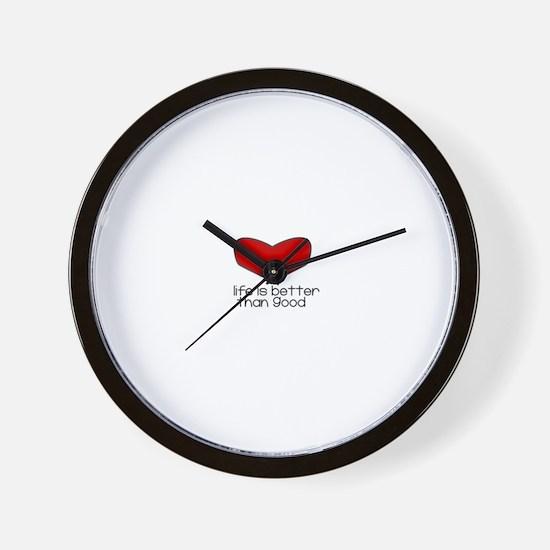 Better Than Good Wall Clock
