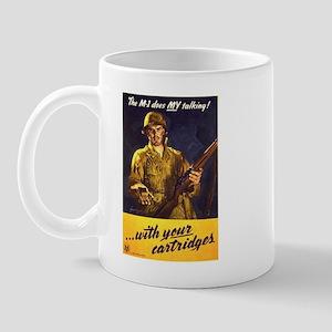 M1 Garand Mug