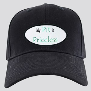 My Pit is Priceless Black Cap