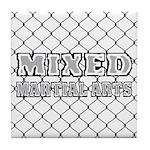 Mixed Martial Arts Tile Coaster