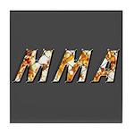 MMA Tile Coaster