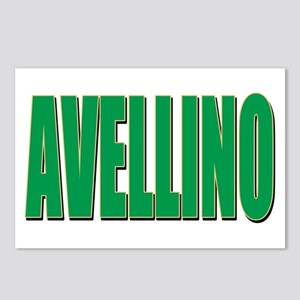 AVELLINO Postcards (Package of 8)